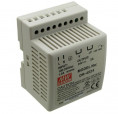 Single Output Industrial DIN Rail Power Supply 48W 24V 2A