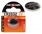 Lithium Coin cell CR2032 ANSMANN