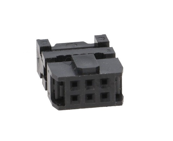 89947-730LF Conn IDC Connector RCP 30 POS 2mm IDT RA Cable Mount Tube 25 Items