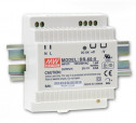 Single Output Industrial DIN Rail Power Supply 60W 24V 2.5A