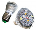 LED bulb for plan growing 10W